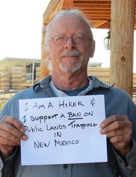 I Support Trap-Free Public Lands in New Mexico