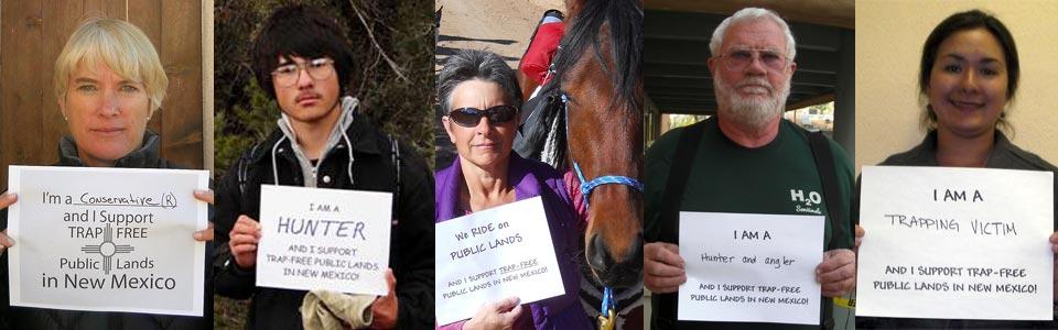 New Mexico citizens speak out for trap-free public lands