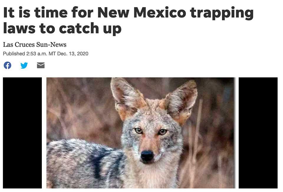 Las Cruces Sun-News Editorial