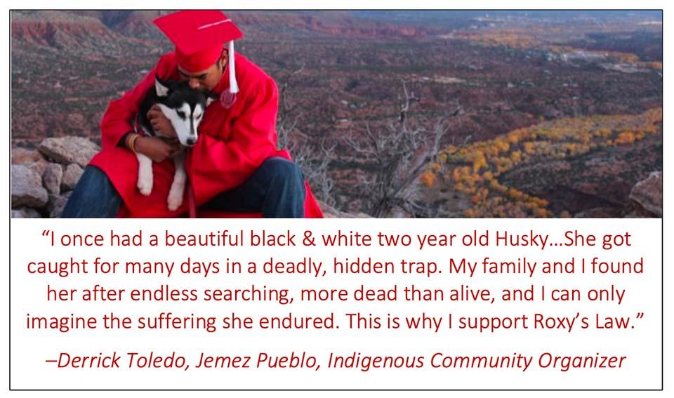 Derrick Toledo of Jemez Pueblo quote