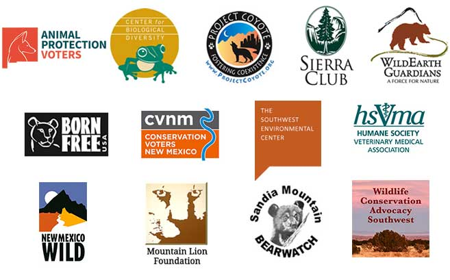 TrapFree New Mexico Coalition Members